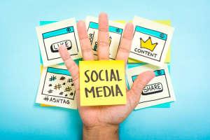 Importance des médias sociaux